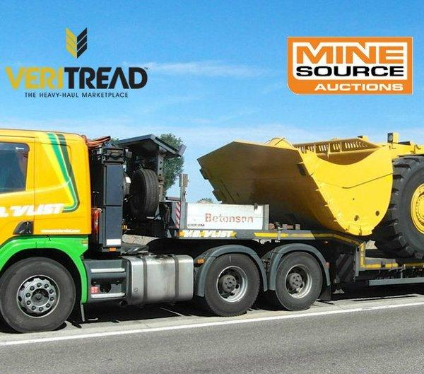 VeriTread partners with Mine Source