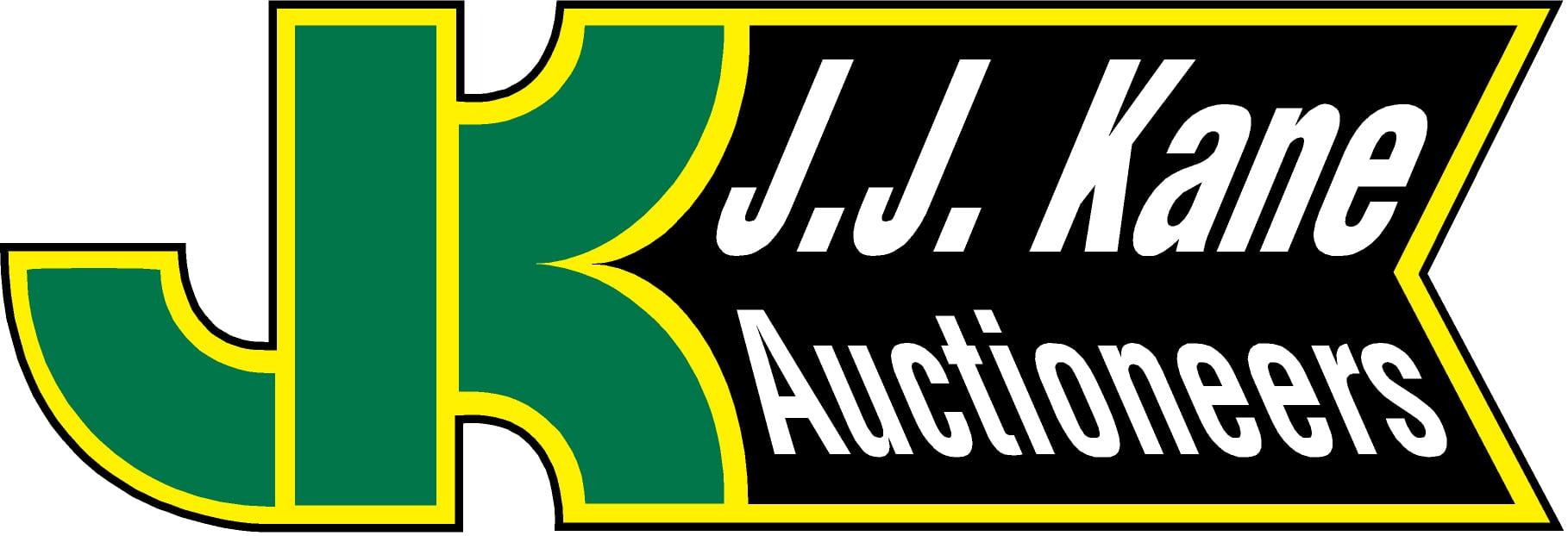 JJKane Auctioneers Logo