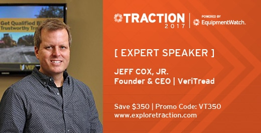 VeriTread CEO Jeff Cox