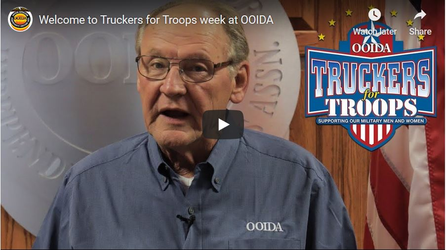 Truckers for Troops 1